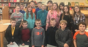 2018 Geography Bee