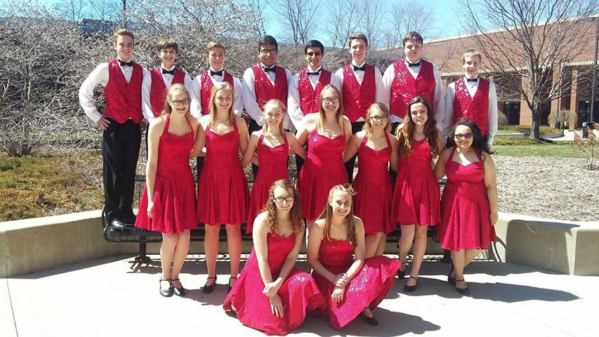 CHS Show Choir Does Well at State