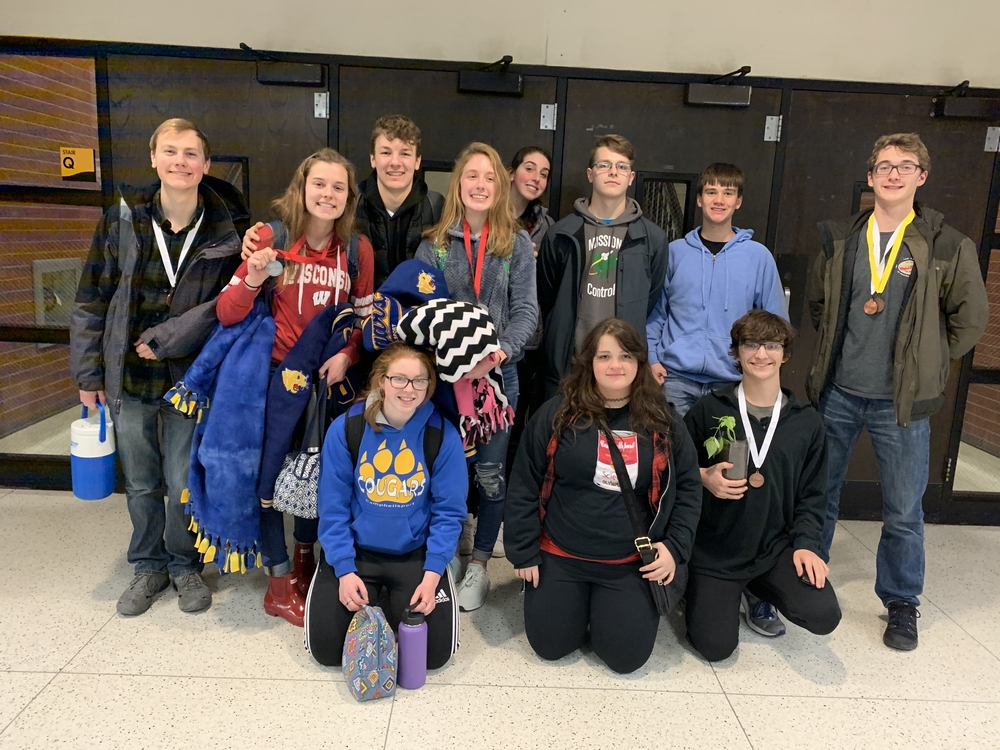 HS Science Olympiad Regionals