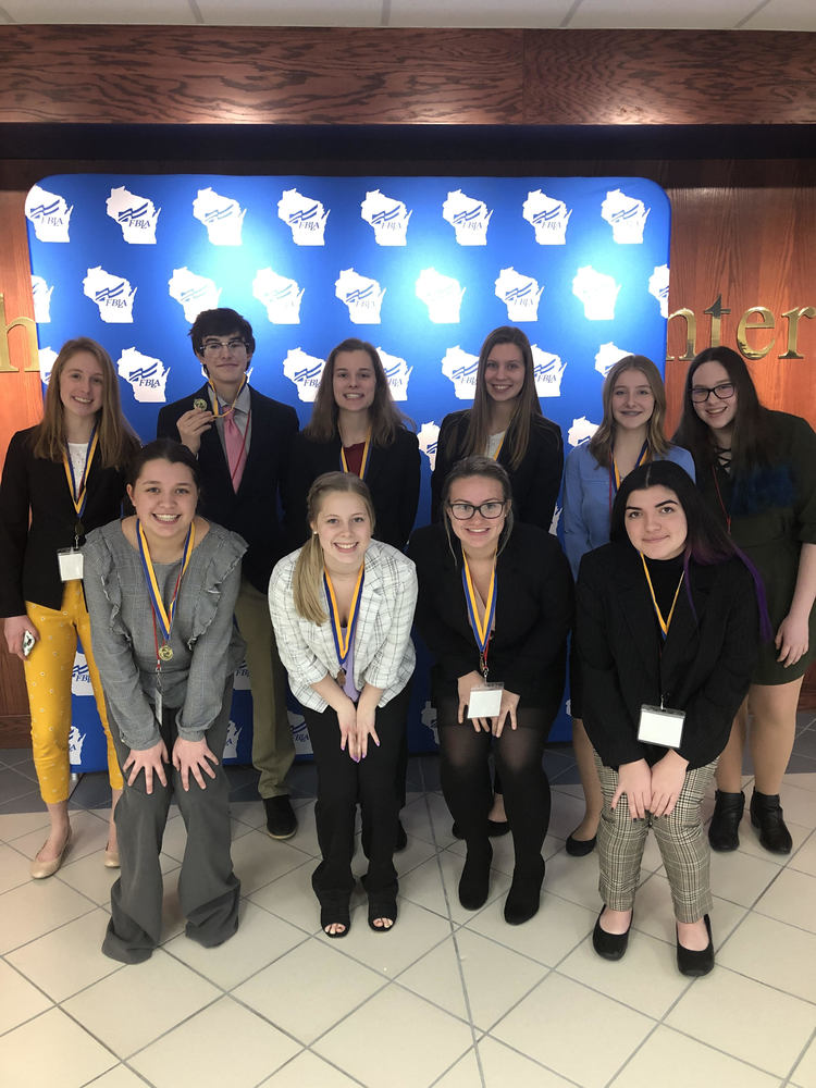 CHS FBLA Successful at Regional Leadership Conference