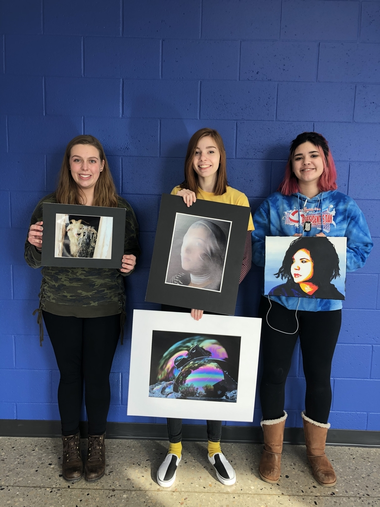 Scholastic Art Winners