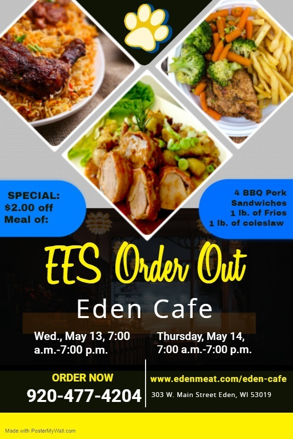 EES EAT/ORDER OUT